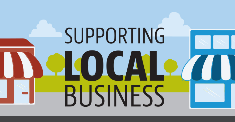 Frankly Writing - Support Local Business